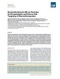Publications_Bacteria_Particles