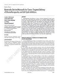 Publications_Nanocells